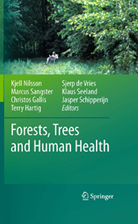 Ny bok 2011: Forests, trees and human health